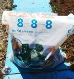 肥料の与え方
